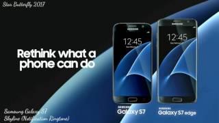 Samsung Galaxy S7 - Skyline (Notification Ringtone)