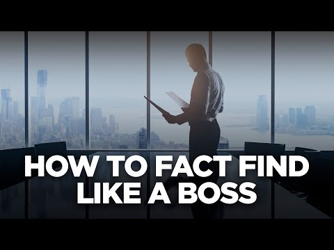 How to Fact Find like a Boss - 10X Automotive Weekly photo