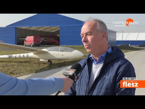 Flesz Gliwice / Aeroklub gliwicki uruchamia zabytki
