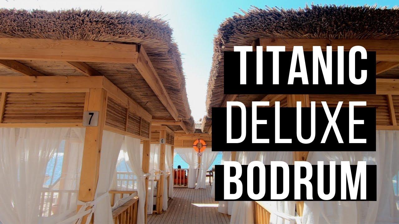 Hotel Titanic Deluxe Bodrum Bodrum Turcia (3 / 20)