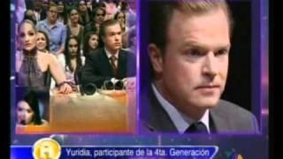 Arturo López Gavito habla de Yuridia en la Academia Bicetenario
