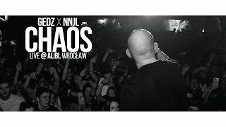 Gedziula X NNJL - Chaos [LIVE @ ALIBI, WROCŁAW]