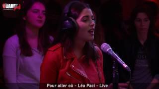 Pour Aller Où (Live) - Léa Paci