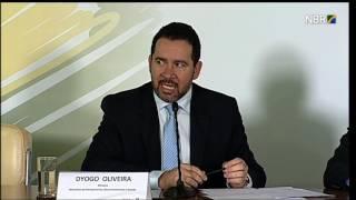 Ministro fala sobre importância da retomada de obras para a sociedade