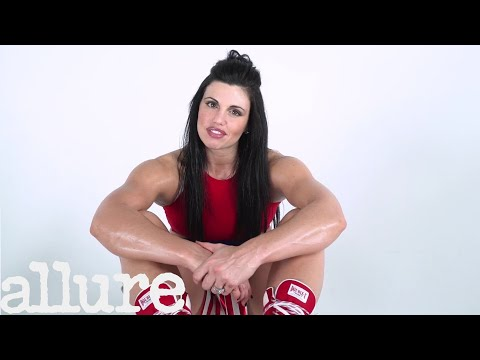 What Makes This Muscular Woman Feel Sexy   Dispelling Beauty Myths   Allure