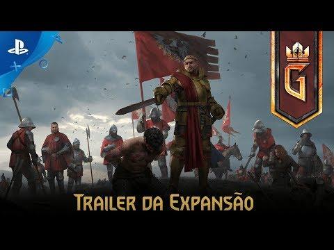 GWENT: The Witcher Card Game - Trailer da expansão | PS4