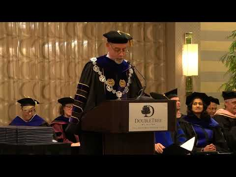 WCU Philadelphia Commencement Ceremony 5/13/19 Graduate 7pm