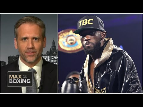 Is Terence Crawford boxing's pound-for-pound best?   Max on Boxing