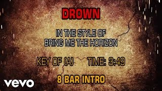 Bring Me The Horizon - Drown (Karaoke)