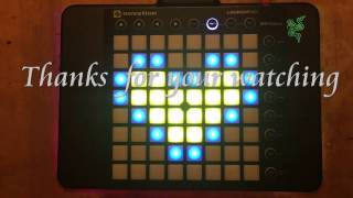The Chainsmokers - Don't Let Me Down LaunchPad MK2 Cover.