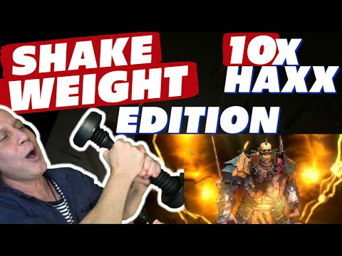 10x is REAL! Crazy summons w/ shake weight IT'S LIKE CHEATING! Raid Shadow Legends