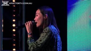 Dami Im Hero   Auditions   The X Factor Australia 2013