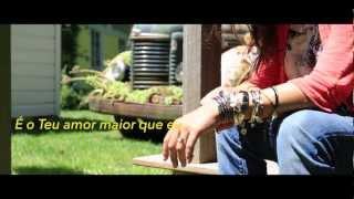 """Mariana Ava - """"Não Vou Te Deixar"""" (Lyric video)"""