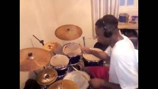 Twista   Overnight Celebrity (BLU J Trap Remix) DRUM-COVER
