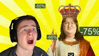 STEAM SUMMER SALE 2015! Attack of Gaben!