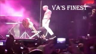 Chris Brown Sexing A Fan 2011