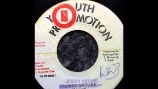 Junior Reid - Human Nature [Junior Nature]