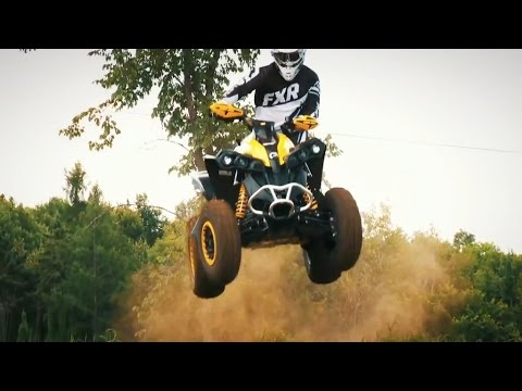 4x4 Quads Atv compilation megamix 2015 - Must see!