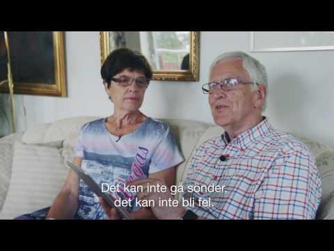 Fiber från Telia: Digitala Seniorer
