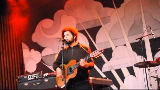 Junip (Jose Gonzales) - Howl, Liseberg, 2011