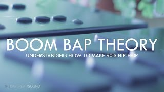 Learning 90's Boom Bap Hip Hop Music Theory in 2017 width=