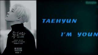 WINNER (TAEHYUN Solo) - I'M YOUNG [Easy-Lyrics]