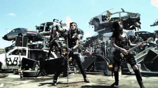 Black Veil Brides     LEGACY  Official Video bearbeitet