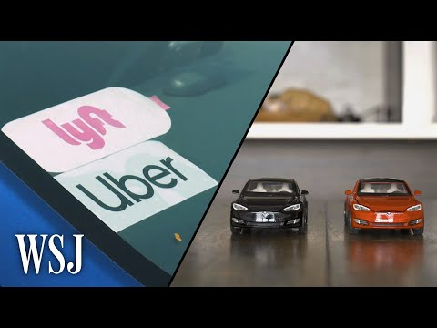 Why Your Uber and Lyft Rides Are So Expensive   WSJ – Wall Street Journal (YouTube)