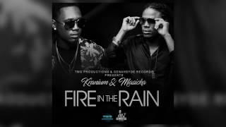 Masicka Ft Kranium Fire In Rain (Raw) Audio