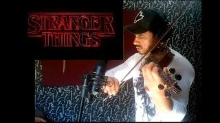 Stranger Things (Theme) by Douglas Mendes (Violin Cover)