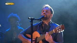 António Zambujo enamorou o público com a delicadeza da sua voz