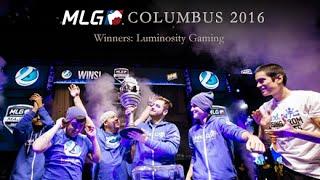 MLG Columbus 2016 | Luminosity Winning Moment