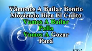 karaoke  La Cumbia Del Rio  Los Pikadientes