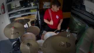 *Coldplay - Ink* Drum Cover by Nash Nardone