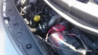 Renault Megane Scenic 2 Dci Turbo HS Mort