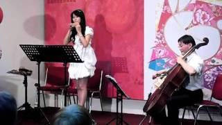 100417仙樂飄飄處處聞-The Sound of Music-Edelweiss小白花