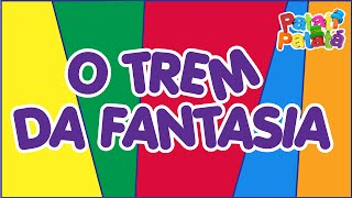 Patati Patatá - O Trem da Fantasia (DVD Os Grandes Sucessos)