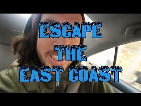 Escaping Winter Storm Stella with Shonduras