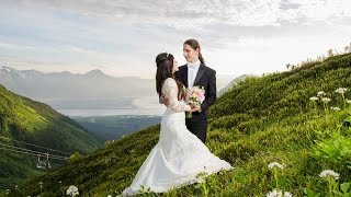 Our Wedding in Alaska!