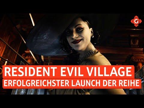 Resident Evil Village: Bester Start der Reihe! Lost Judgement: Offiziell angekündigt! | GW-NEWS