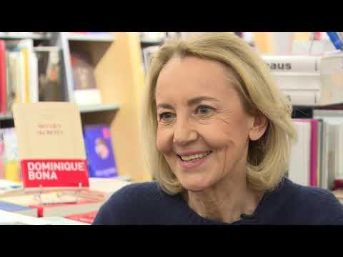 Vidéo de Dominique Bona