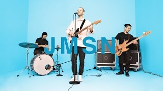 JMSN - BE A MAN   A COLORS SHOW