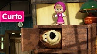 Masha e o Urso - Pique-Esconde Não é para os Fracos (Achei!)