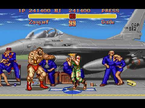 Super Street Fighter II (Zangief) (Rozner Labs, Capcom) (MS-DOS) [1996] [PC Longplay]