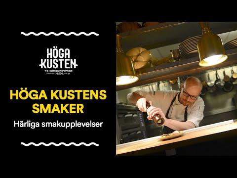 Smakupplevelser i Höga Kusten | Lokala råvaror, smakhantverk, skafferi & moderna mattolkningar