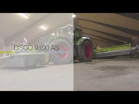 CLAAS DISCO 9100 AS | Martin Jespersgaard