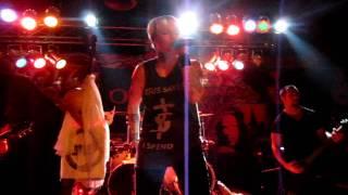 fists fall OTEP bricktown live okc 7/2/11