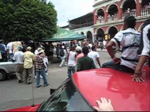 "Granada Nicaragua during ""Tope de Toros"" August 8, 2010"
