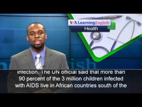 Most African Children with AIDS Have No Access to Medical Care