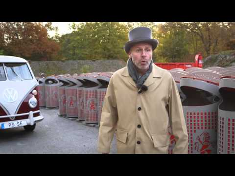 Pipistrello auktionsman på PS Onlineauktioner